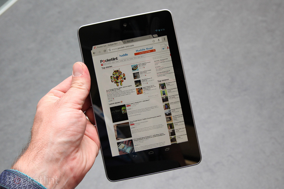 Disadvantages/Cons of Google Nexus 7, Price and Specs