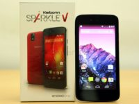 Drawbacks and Advantages Of Karbonn Sparkle V Android One and Specification