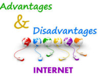 Disadvantages and Advantages Of Internet